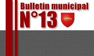 Bulletin d'informations municipales N° 13