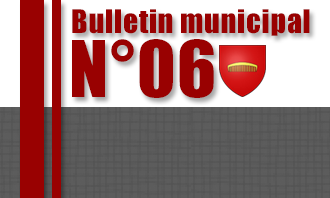 Bulletin d'informations municipales N° 06