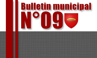 Bulletin d'informations municipales N° 09