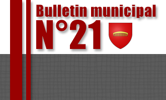 Bulletin d'informations municipales N° 21