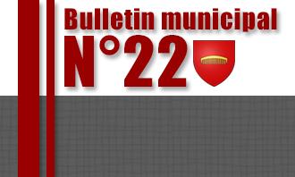 Bulletin d'informations municipal n°22