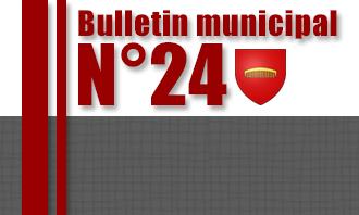 Bulletin municipal N°24