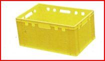 Caisse jaune