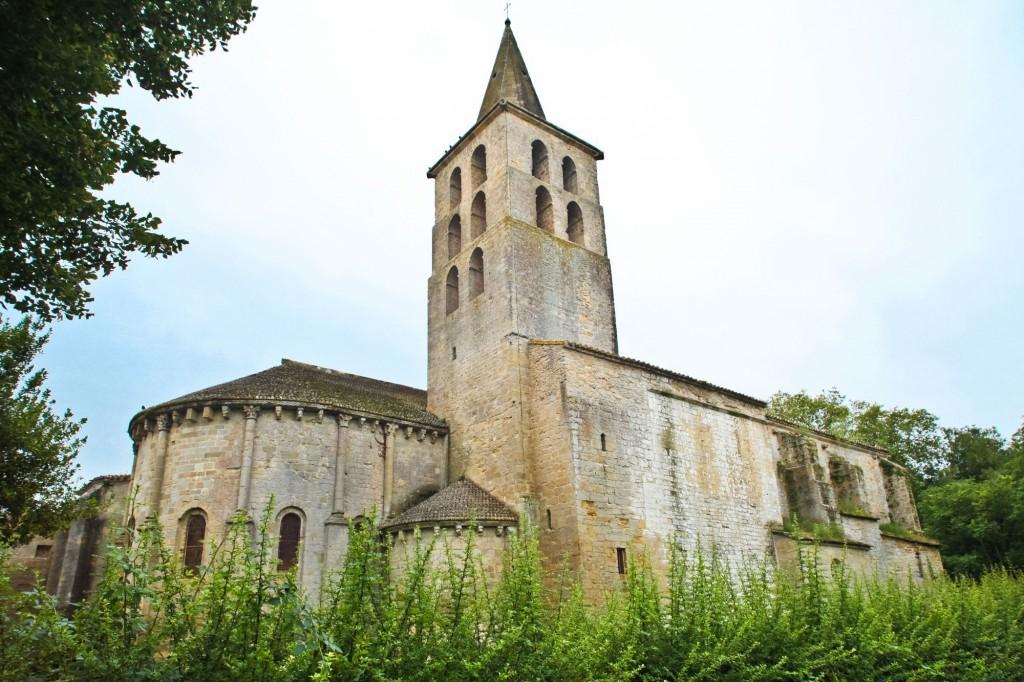 Abbaye_de_Saint-Papoul,_l'église