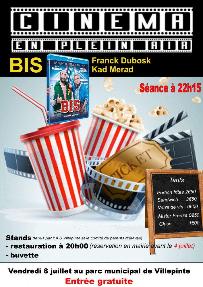 soiree cinema