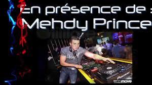 DJ Mehdy Prince