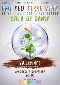 Gala de Danse de l'Ecole Intercommunale des Arts