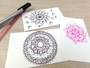 Atelier dessin méditatif
