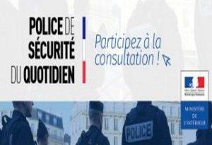 a46496f2b3d Questionnaire sur la concertation locale Police de sécurité du Quotidien