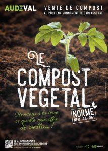 Lancement de la vente du compost au Pôle Environnement de Carcassonne