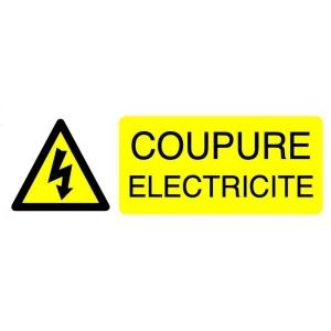 coupureelectrique