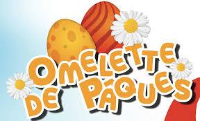 Omelette de Pâques avec l'Association Famille Rurale