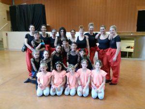 Spectacle de fin d'année d'Evi'Danse11